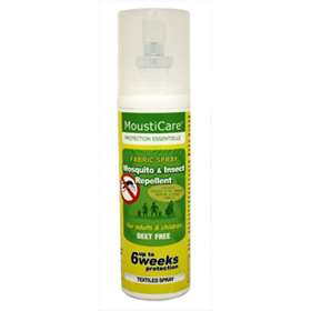 MoustiCare Mosquito & Insect Repellent Fabric Spray - 75ml