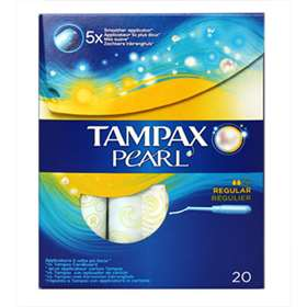 Tampax Pearl Regular 20
