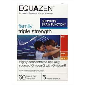Equazen Family Triple Strength - 60 One-a-day Capsules