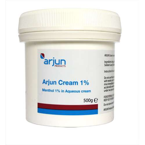Image of Arjun Cream 1% - 500g