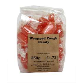 Michaels Wholefoods Wrapped Cough Candy - 250g