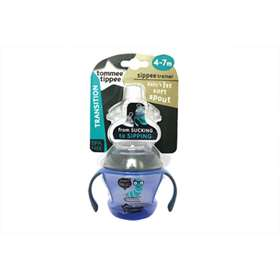 Tommee-Tippee Cup Transition 4-7 Month Blue