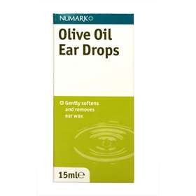 Numark Olive Oil Ear Drops