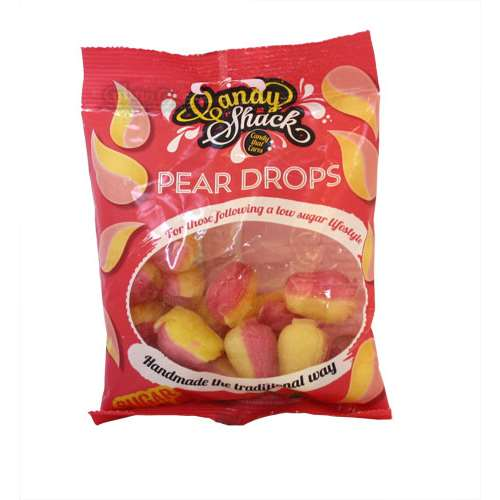 Image of Candy Shack Sugar Free Pear Drops 120g