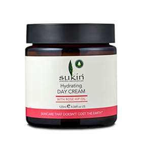 Sukin Hydrating Day Cream with Rose Hip Oil 120ml