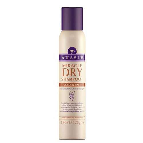 Image of Aussie Miracle Dry Shampoo Colour Mate 180ml