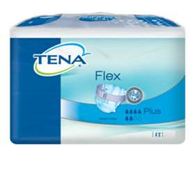 Tena Flex Plus Medium Unisex 30 Pack