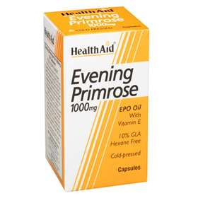 Health Aid Evening Primrose 1000mg 60 capsules