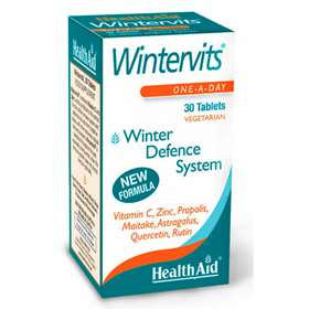 Health Aid Wintervits 30 Tablets