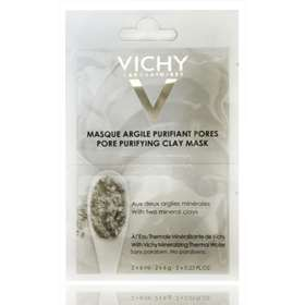 Vichy Pore Purifying Clay Mineral Mask - 2 Samples