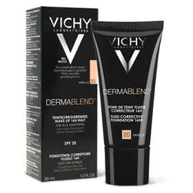 Vichy Corrective Fluid Foundation Vanilla 20 30ml