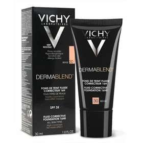 Vichy Corrective Fluid Foundation 30 Beige 30ml