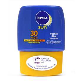 Nivea Pocket Size Sun Lotion SPF30 50ml