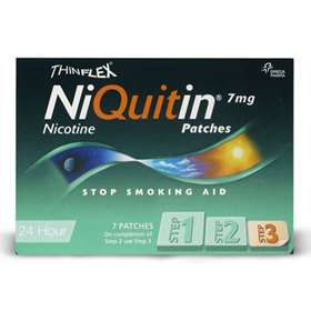 NiQuitin Nicotine Patches 7mg Step 3 (7)