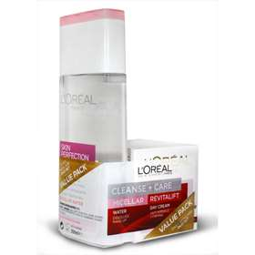 L'Oreal Cleanse and Care Value Pack