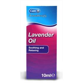 Care + Aromatherapy Lavender Oil 10ml
