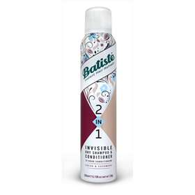 Batiste 2 in 1 Invisible Dry Shampoo and Conditioner 200ml