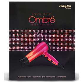 BaByliss Special Edition Ombre Hairdryer