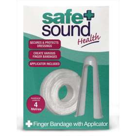 Safe and Sound Health Finger Bandage with Applicator