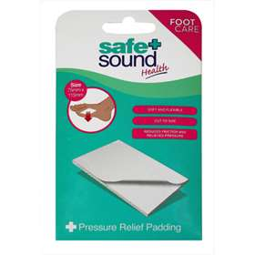 Safe and Sound Health Pressure Relief Padding 75mm X 115mm