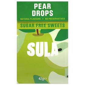 Sula Pear Drops 42g