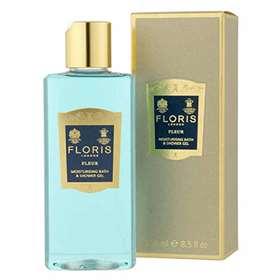 Floris Fleur Moisturising Bath And Shower Gel 250ml