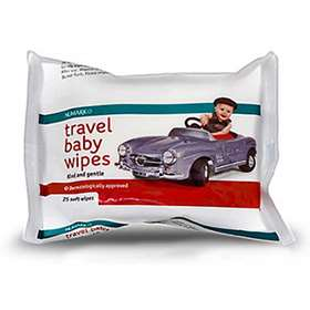 Numark Travel Baby Wipes 25