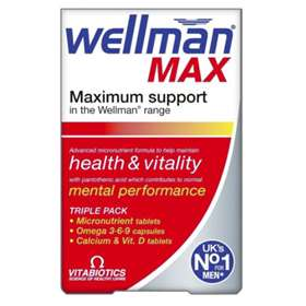 Wellman Maximum Support Capsules 84