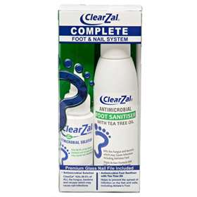 ClearZal Complete Foot and Nail System