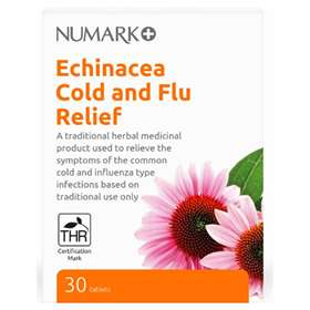 Numark Echinacea Cold and Flu Relief 30 Tablets