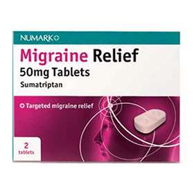 Numark Migraine Relief 2 Tablets