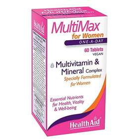 HealthAid MultiMax for Women 60 Tablets