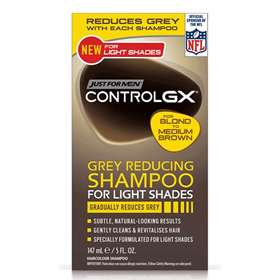Just for Men Control GX Grey Reducing For light Shades 147ml