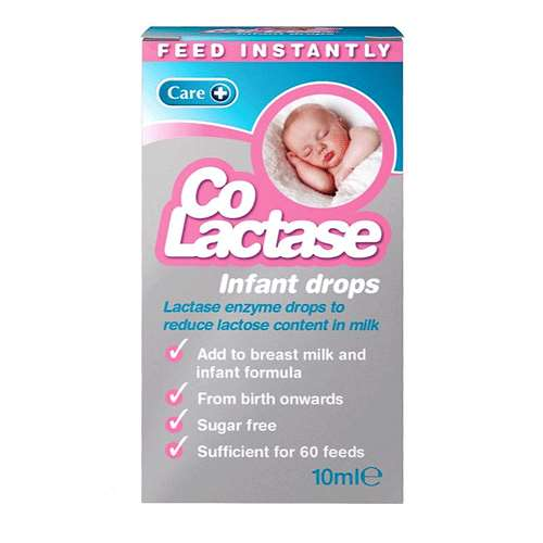effect of colief infants drops lactose on intolerant babies Hello claire loose motions are a normal 'side effect' of using colief drops colief helps to break down the lactose in milk and if your baby has had a sensitivity to lactose this may help him.