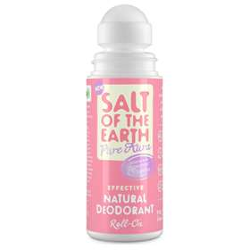 Salt of the Earth Lavender and Vanilla Natural Deodorant Roll-On 75ml