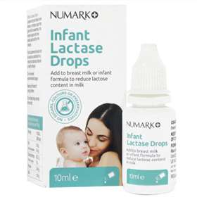 Numark Infant Lactase Drops 10ml