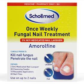 Schollmed Once Weekly Fungal Nail Treatment