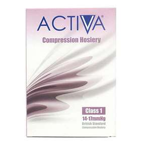 Activa Class 1 Thigh Length Closed Toe Sand X Large