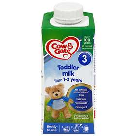 Cow & Gate Ready to Use Growing Up Milk (From 1-2 Years) 200ml