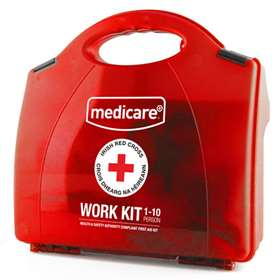 Medicare First Aid Work Kit (1-10 People)