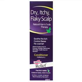 Hope's Relief Dry, Itchy, Flaky Scalp Conditioner 200ml