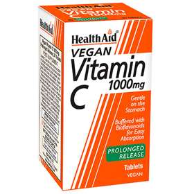 HealthAid Prolonged Release Vitamin C 1000mg 60 Tablets