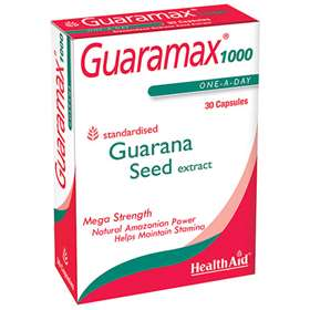Health Aid Guaramax 1000mg 30 Capsules