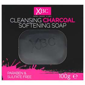 XBC Cleansing Softening Charcoal Soap 100g