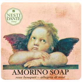 Nesti Dante Amorino Soap - Rose Bouquet 150g