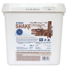Aymes Chocolate Shake Protein Powder 28 Servings