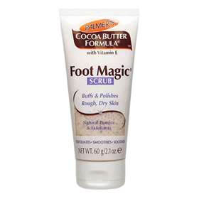 Palmer's Cocoa Butter Formula Foot Magic Scrub 60g