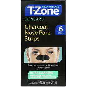 T-Zone Charcoal Nose Pore Strips 6
