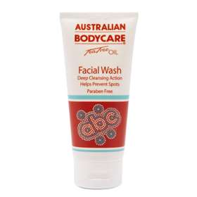 Australian Bodycare Tea Tree Oil Facial Wash 100ml