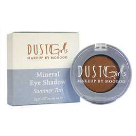 Dusty Girls Mineral Eye Shadow Summer Tan 2g